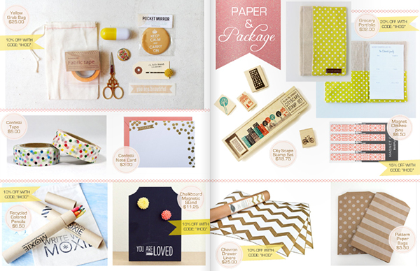 Paper & Packaging p. 4 IHOD Holiday Gift Guide