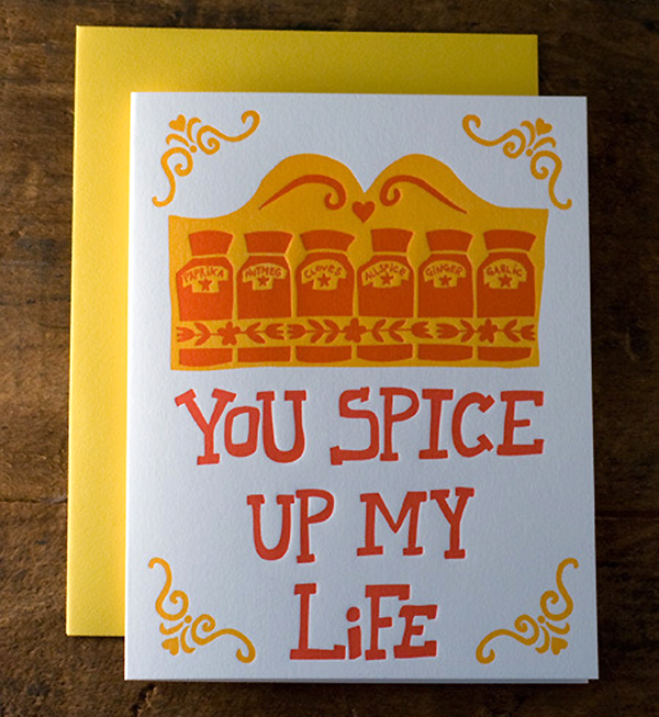 You Spice Up My Life by Wildhorse Press