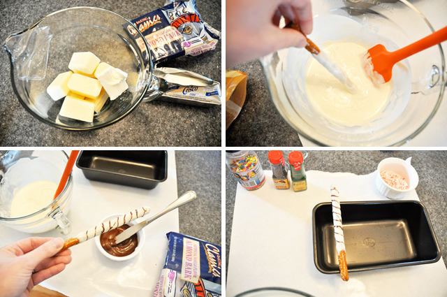Making Dipped Pretzels - Part 1