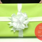Gift Wrap Video Tutorials from The Container Store