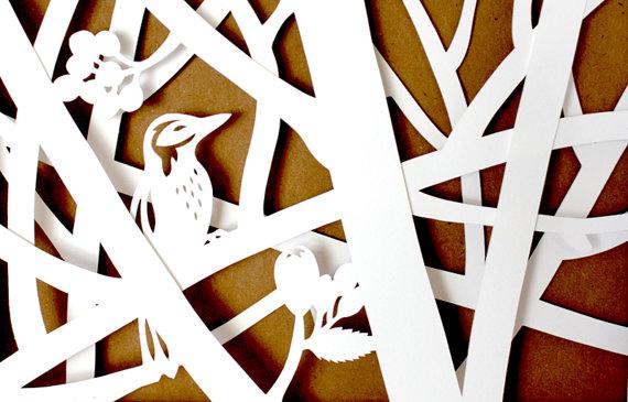 2012 Papercut Calendar
