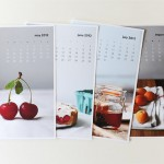 2012 Year in Food calendar