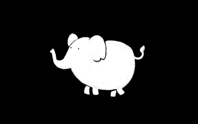 white_elephant_print