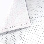 Wordless Universal Word Search Wrapping Paper - Two-Sided Solutions