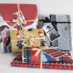 Wrap Paper - Wrapped Gifts