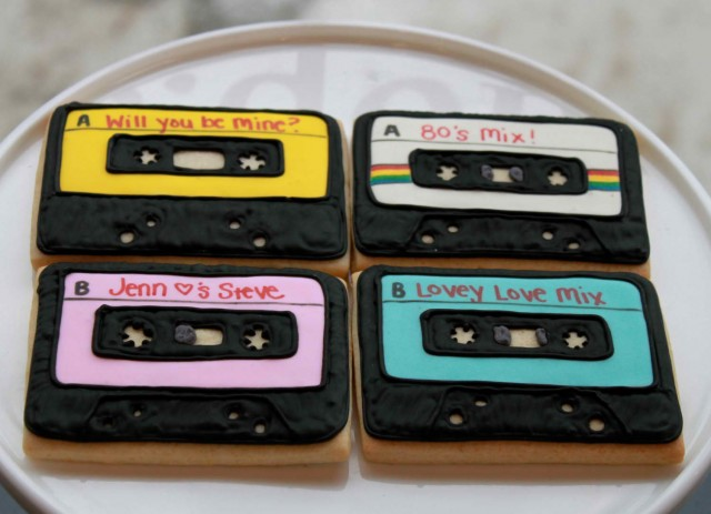 Mixtape Cookies by Whipped Bakeshop