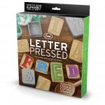 Letterpressed Cookie Cutters box