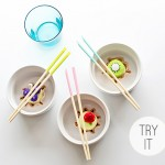 Dipped Chopsticks by Penelope & Pip