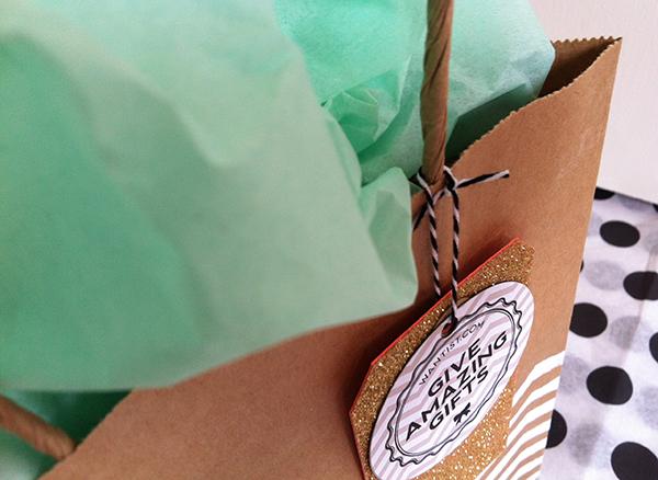 Wantist Blogstar Gift Bags