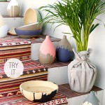 Painted Havtorn Vases by IKEA Life At Home