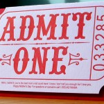 Mom, I Admit It Ticket