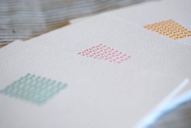 Geometry Card Set by Satsuma Press