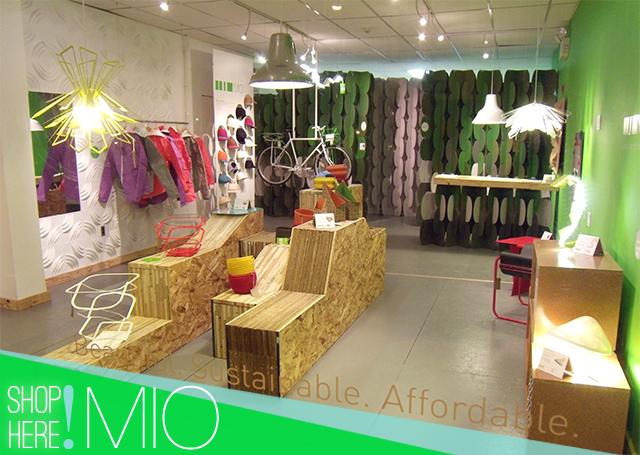 MIO Store Interior