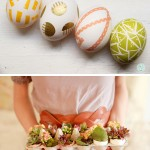 Lovely Indeed Washi Tape DIY and Roy Jot Easter Succulent DIY