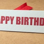 9SpotMonk Everyday Tags - Happy Birthday