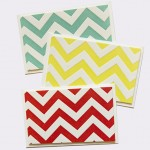 Chevron Gift Tag Set from Mr. Boddington's