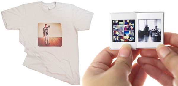 Printstagram T-Shirt and Printstagram Tinybook