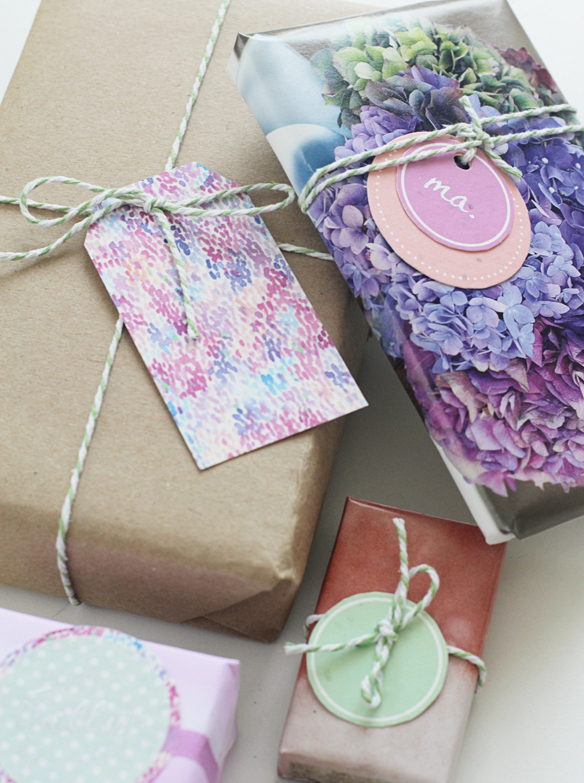 Free Printable Mother's Day Gift Tags by Fellow Fellow
