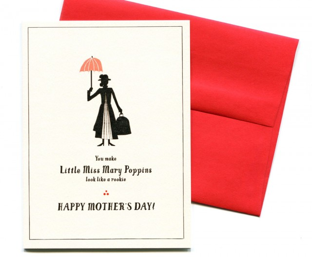Little Miss Mary Poppins by Mr. Boddington's