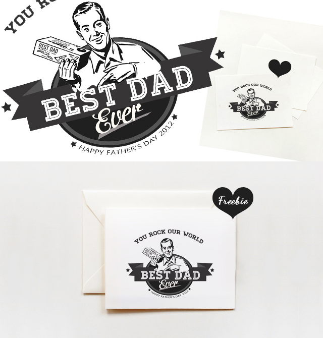 Father's Day Freebie from Funkytime