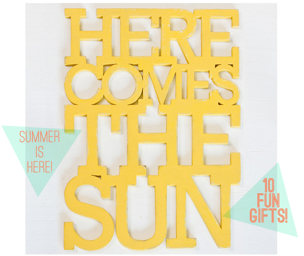 Here Comes The Sun Sign by Oh Dier