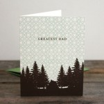 Camping with Dad by Kate &amp; Birdie Paper Co.
