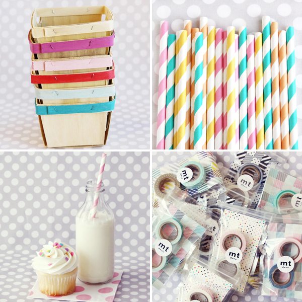 Packaging and Party Supplies from Shop Sweet Lulu