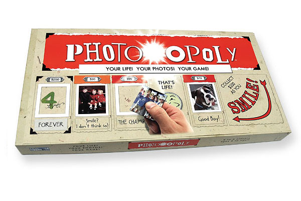 Photo-opoly Board Game