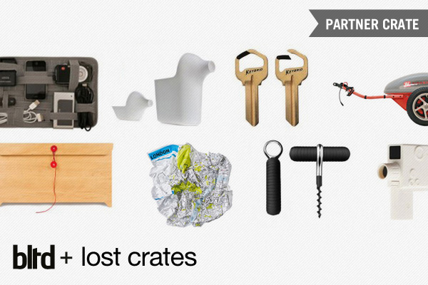 BLTD Crate from Lost Crates