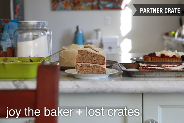 Joy the Baker Crate from Lost Crates