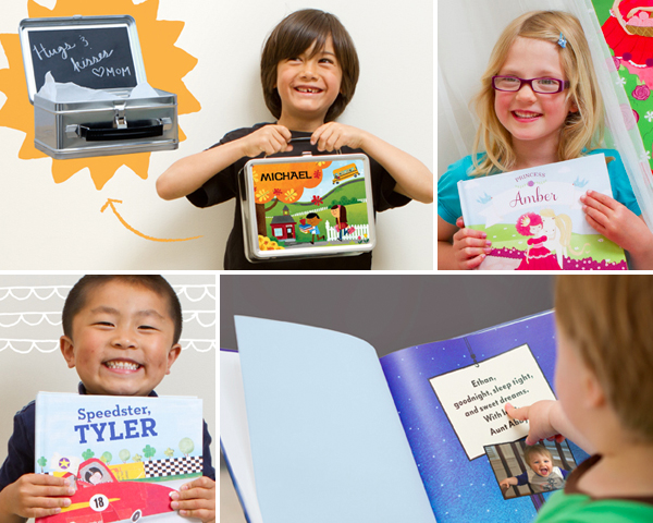 MyChronicleBooks Personalized Gifts for Kids