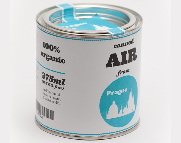 Original Canned Air from Prague by Cooperativ