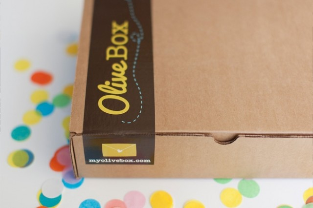 OliveBox packaging