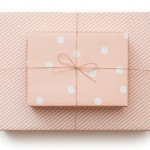 Sugar Paper Reversible Gift Wrap – Soft Pink