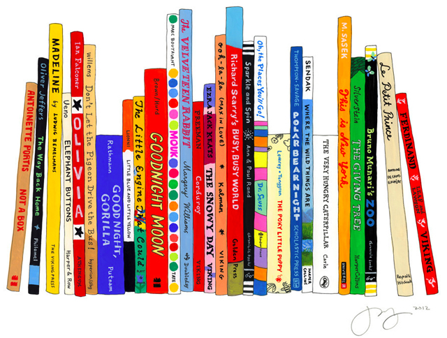 Ideal Bookshelf: Kids by Jane Mount