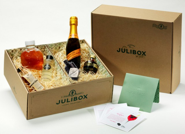 Julibox Cocktail Subscription: October Box