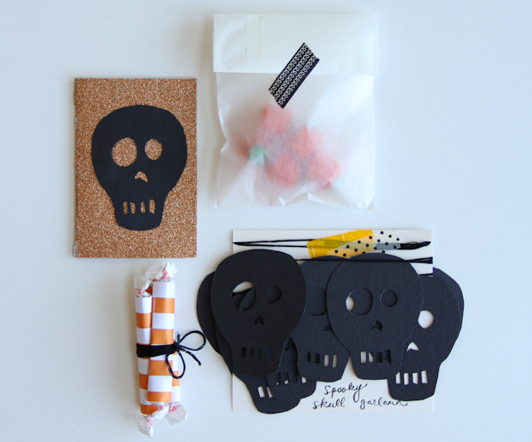 DIY Halloween Mail by Lovely Indeed