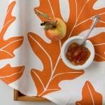 OakLeaf Tea Towel Set by Studiopatró