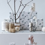 Evergreen Gift Wrap by Herriott Grace